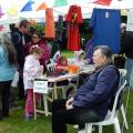 In the Craft Tent