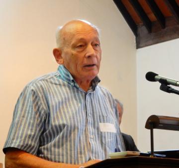 Geoff Shaw, Convenor SSPRG