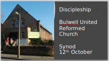Bulwell Report Cover.