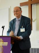 Geoff Townsend, convenor of Pastoral Group