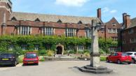 Westminster College, Cambridge: Fornt